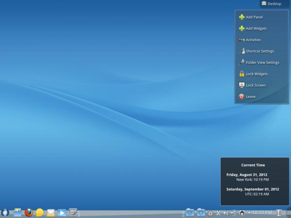 ROSA Desktop 2012