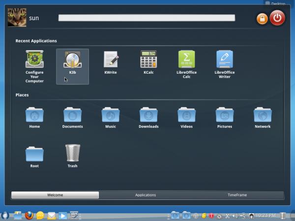 ROSA Desktop 2012 SimpleWelcome