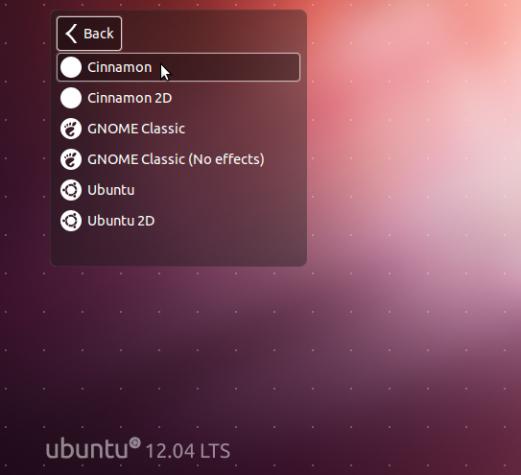 Ubuntu 12.04 Login
