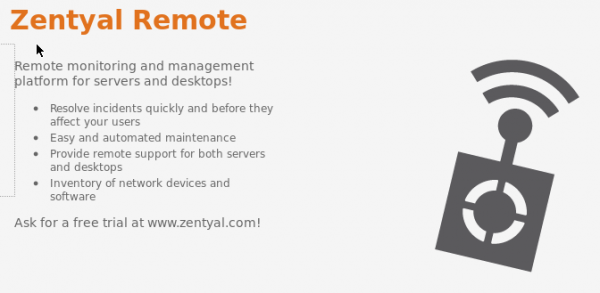 Zentyal Enterprise Edition