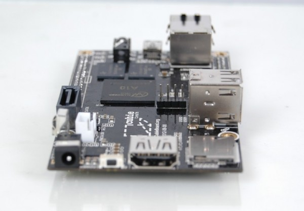 Cubieboard Sideview 1