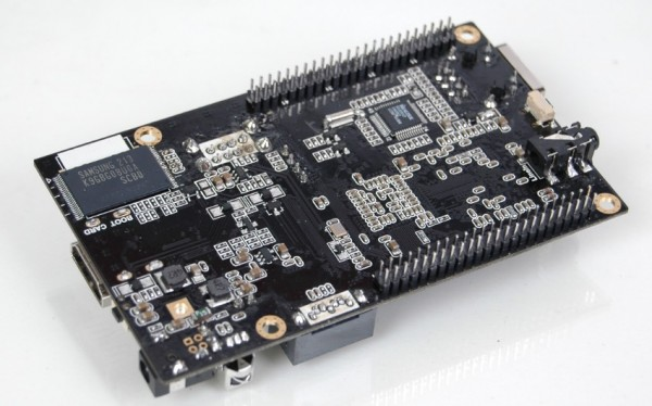 Cubieboard Edgeview