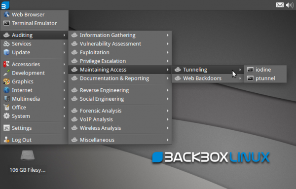 BackBox 3 Apps