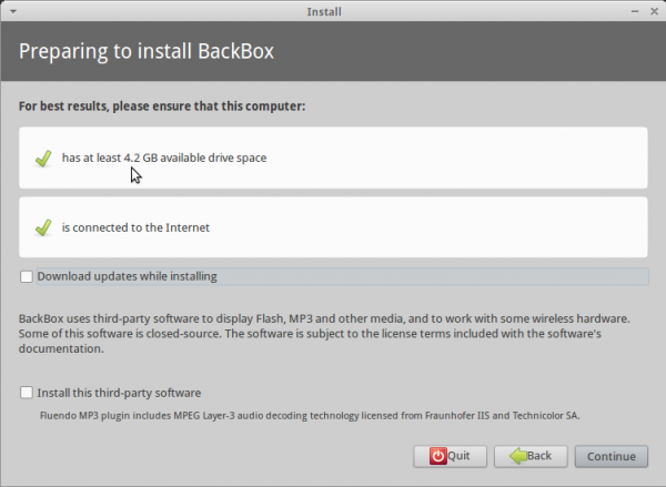 BackBox Linux 3 review
