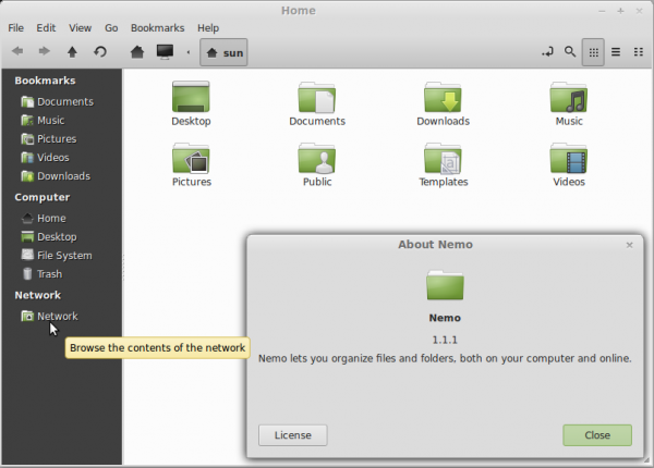 Linux Mint 14 MATE and Cinnamon preview