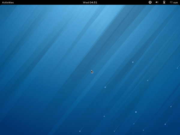Fedora 18 KDE and GNOME preview