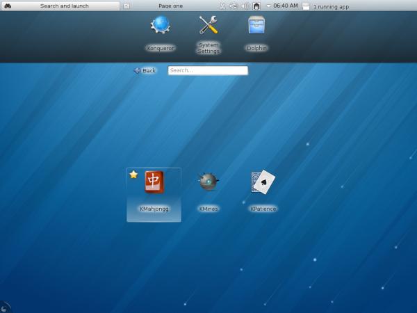 Fedora 18 KDE Games