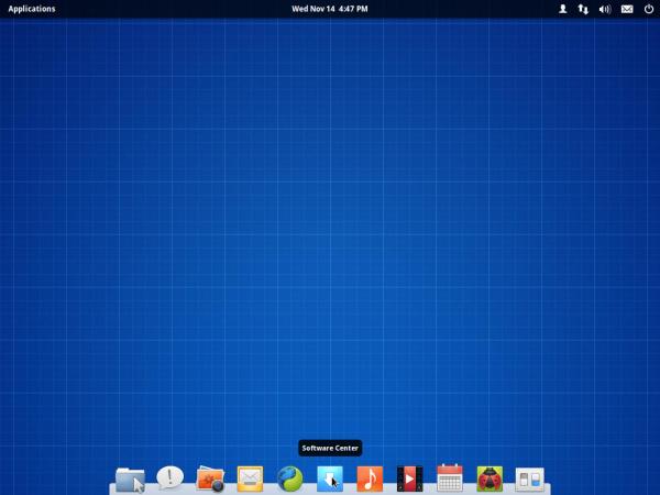 Luna Desktop