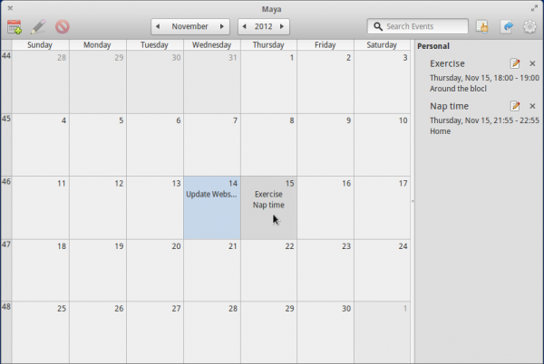 Luna Maya Calendar