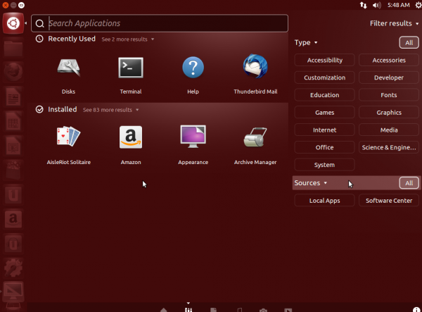 Ubuntu Desktop Apps