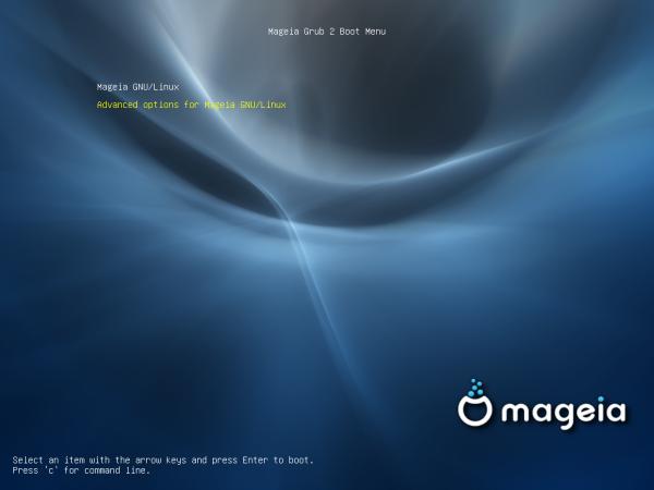 MageiaGRUB2