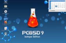 PC-BSD 9.1 preview