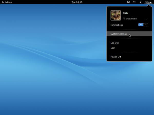 ROSA  Desktop GNOME