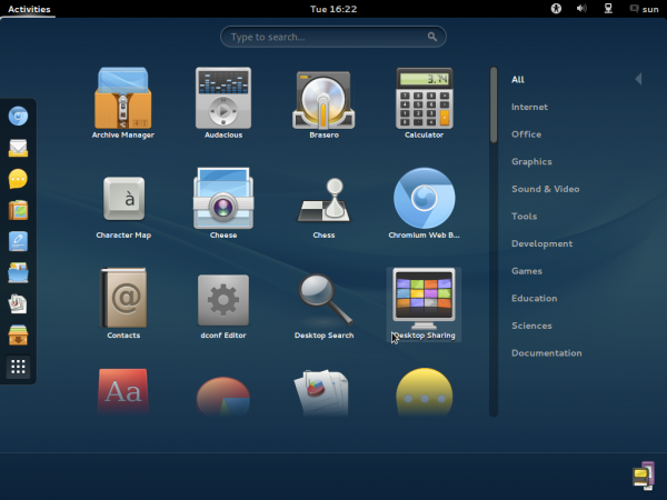 ROSA  Desktop GNOME Apps