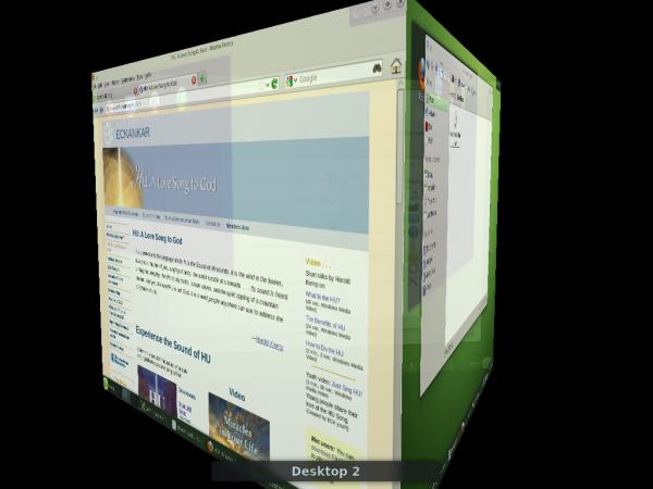 openSUSEKDE2