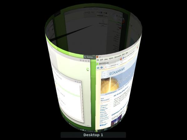openSUSEKDE3