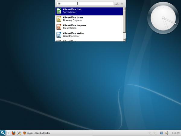 Razor-qt Alt Runner Ubuntu 12.10
