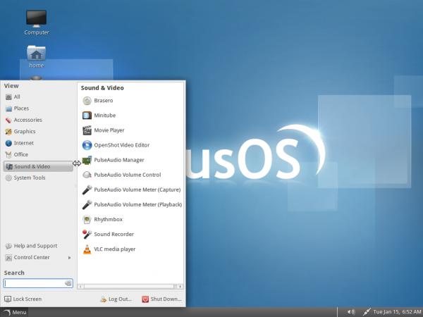 Solus Desktop3
