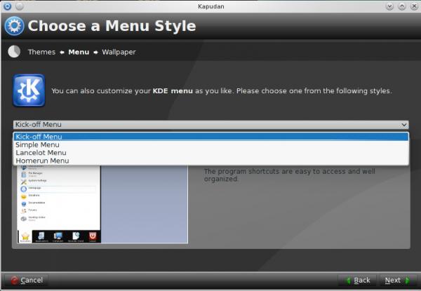 Chakra Linux 2013.02 Benz Kapudan