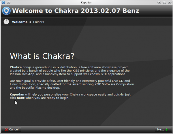 Chakra 2013.02 Benz Kapudan
