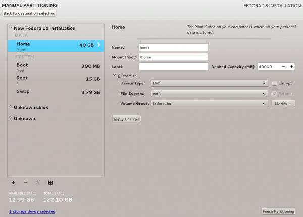 Triple-boot Fedora, Windows 7, Ubuntu Anaconda