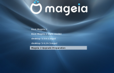 Mageia's upgrade script vs FedUp