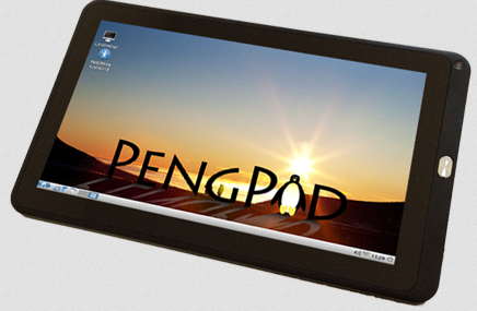 PengPod Linux Android tablet