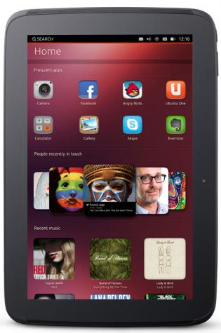 Ubuntu Tablets
