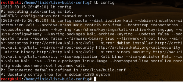Kali Linux ISO