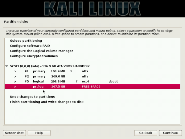 how to install run in kali linux