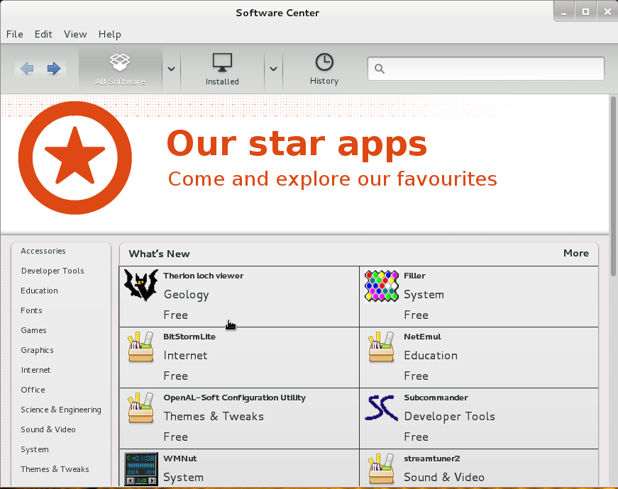 How To Install Apps Using Ubuntu Software Center - For 18