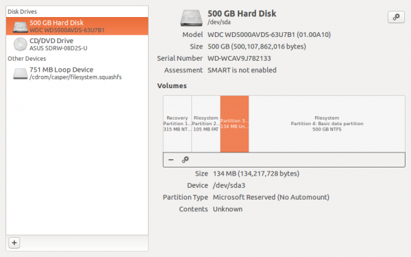 Windows 8 C drive