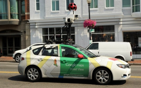 Google fined for Wardriving