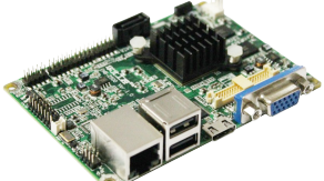 EMB-2500 ARM Freescale board