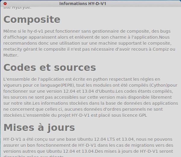 Hybryde HY-D-V1 desktop Info