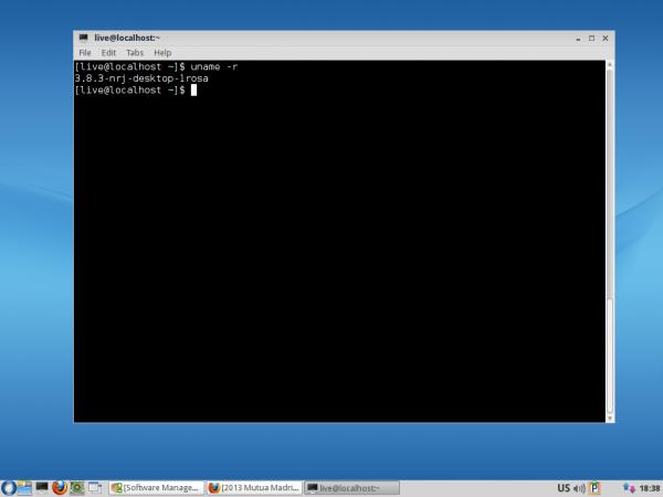 ROSA Desktop Fresh 2012 Linux Kernel