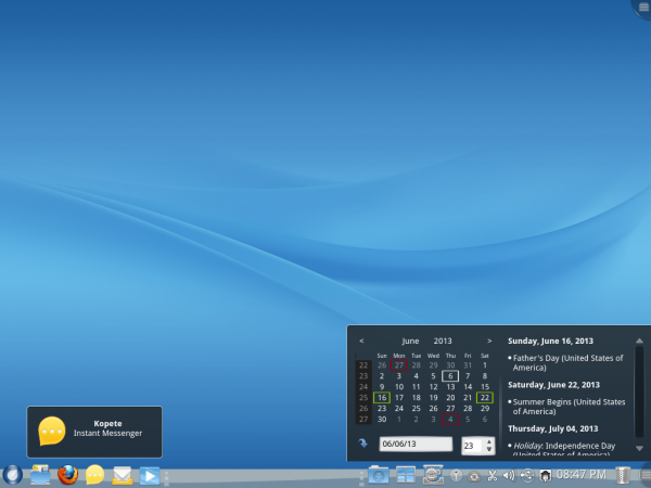 ROSA Desktop Fresh R1 KDE