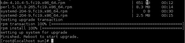 Fedora Upgrade FedUp