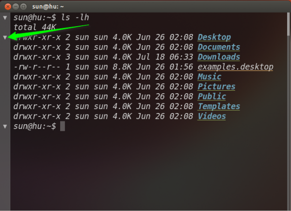 Final Term terminal emulator Linux