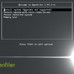Openfiler is moving to CentOS