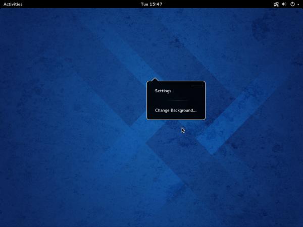 Fedora 20 GNOME 3