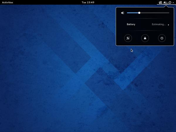 Fedora 20 GNOME 3 desktop