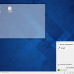 Fedora 20 GNOME 3 and KDE previe