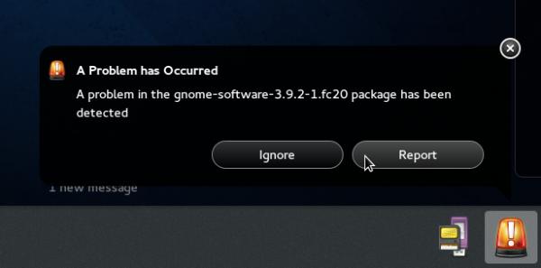 GNOME Software Fedora 20 Linux GNOME Shell GNOME 3