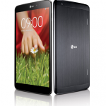 LG's 8-inch G Pad 8.3 Android tablet