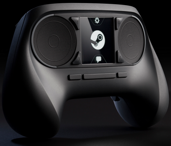 Steam Controller Steam OS SteamBox Steam Machine Valve Software Linux Haptic feedback