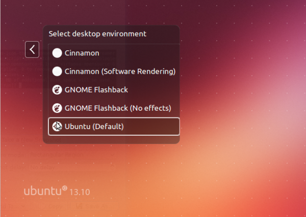 "Install Cinnamon 2.0 on Ubuntu 13.10 ""Saucy Salamandar"""