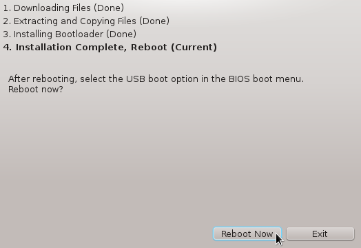 Unetbootin Live USB Creator Linux