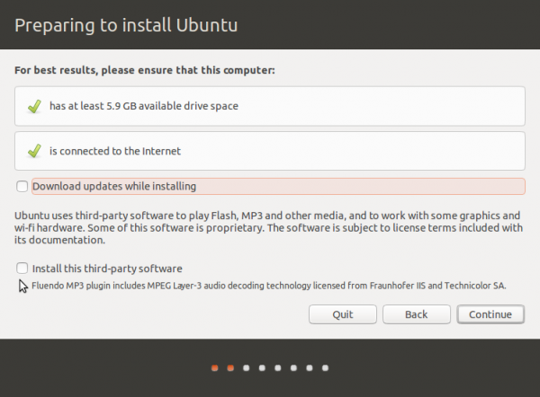 How to Install Ubuntu 13.10 on an external hard drive