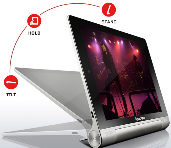 Lenovo Yoga Android Tablet Bluetooth
